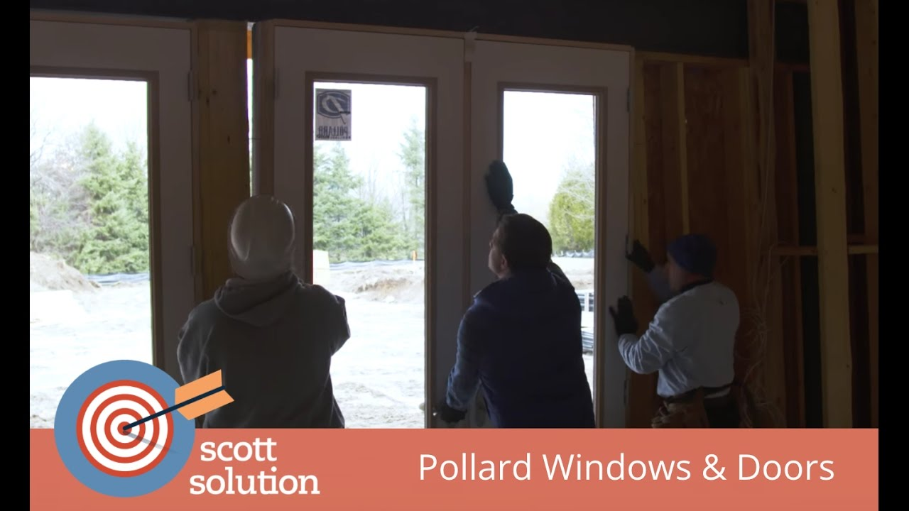 Scott Solutions - Pollard Windows \u0026 Doors & Scott Solutions - Pollard Windows \u0026 Doors - YouTube