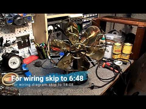 Antique Fan 3 Speed (Low, Medium, High, Off) Switch Wiring -1912  Westinghouse - YouTubeYouTube