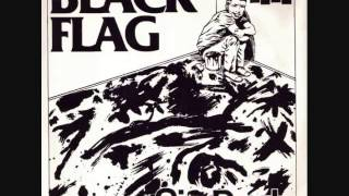 black flag - six pack 7""