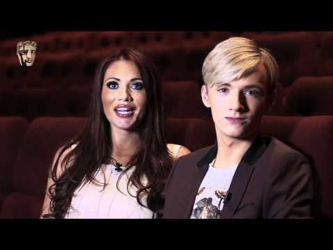 "TOWIE's Amy & Harry: ""Vote Now In The YouTube Audience Award"""