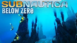 Subnautica Below Zero #07 | Schwarzer Rauch - Magnetit & Diamanten | Gameplay German Deutsch thumbnail