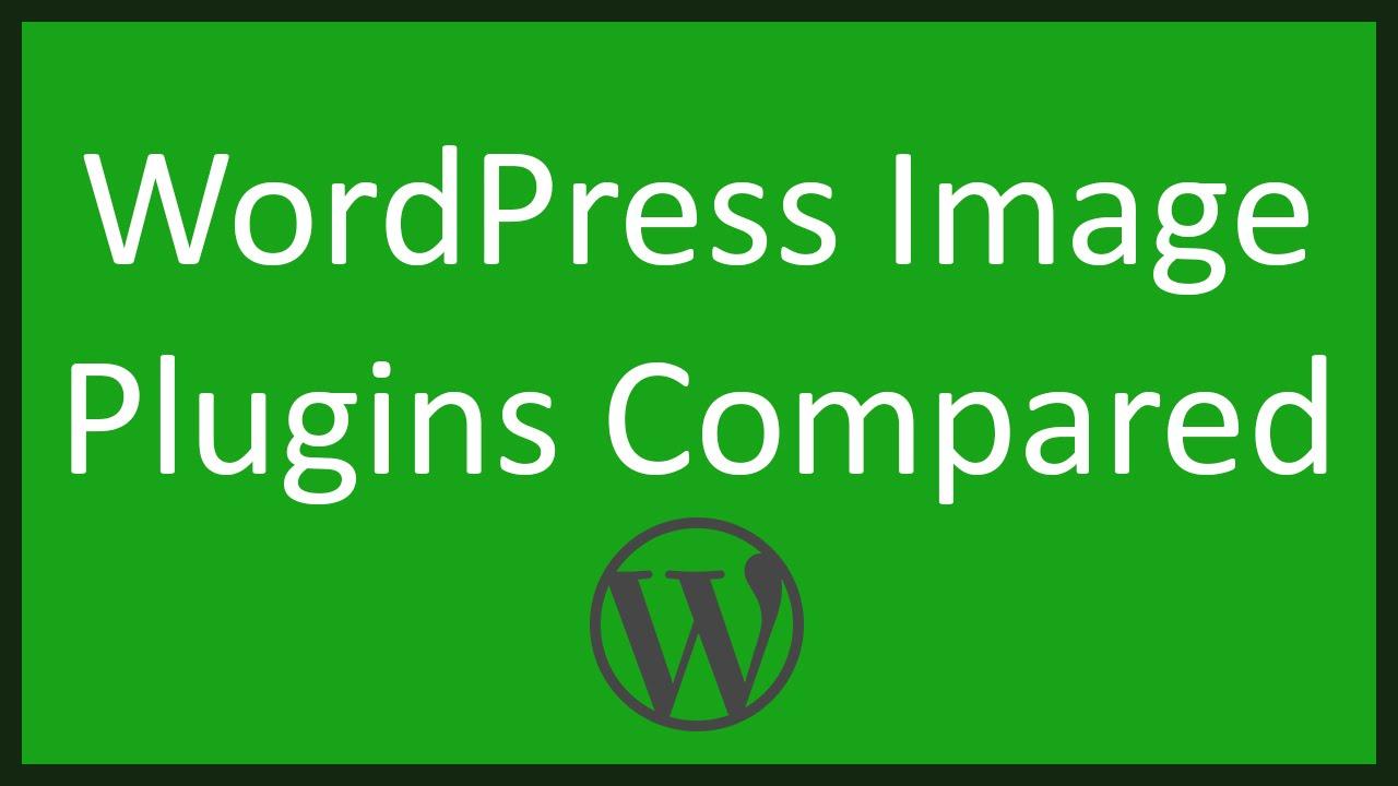 WordPress Image Optimization Plugins Compared EWWW Image ...