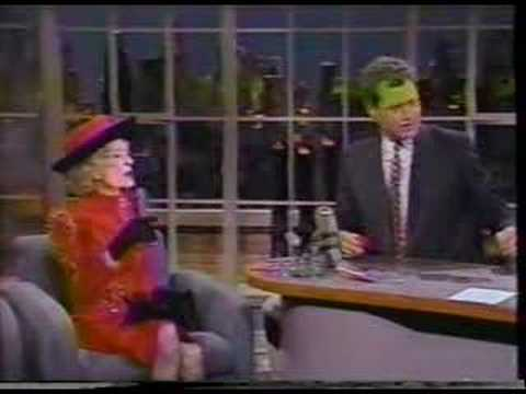 BETTE DAVIS INTERVIEW 1