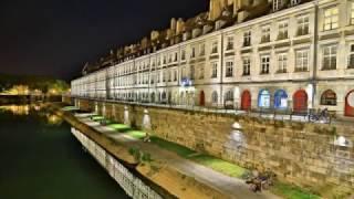 Besançon by night,  par un Bisontin ...