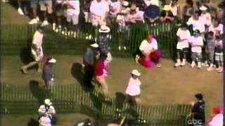 1997 Byron Nelson Classic final round golf highlights