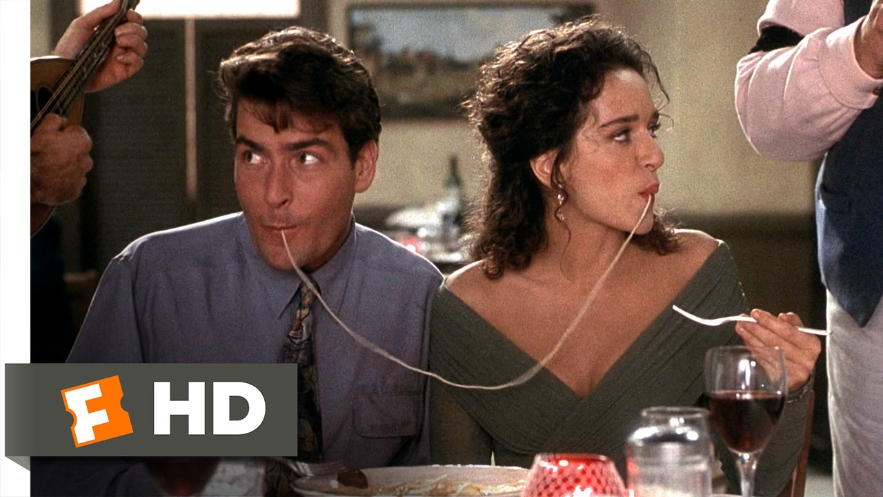 Hot Shots Part Deux 2 5 Movie Clip Kiss Me Topper 1993 Hd Youtube