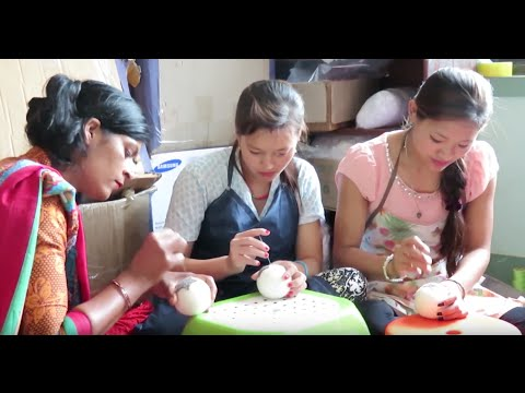 Making Of Friendsheep Eco Dryer Balls