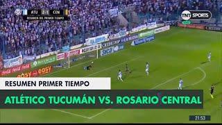 Resumen primer Tiempo: Atl. Tucumán vs Rosario Central | Fecha 12 - Superliga Argentina 2018/2019