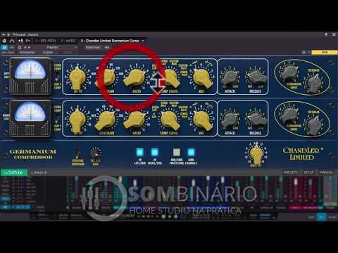 SOFTUBE Chandler Limited® Germanium Compressor [APENAS ÁUDIO]