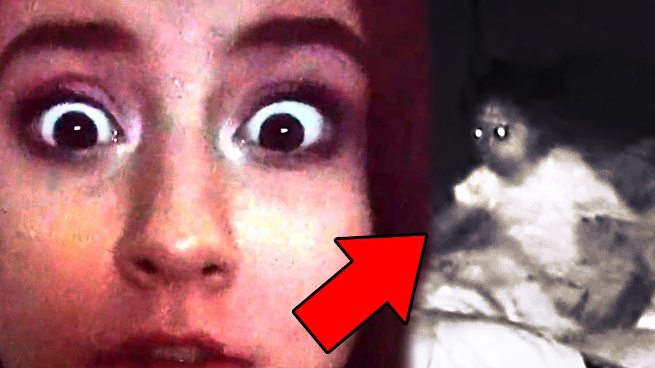 5 Ghost Videos SO SCARY You'll Make SHOCKED EMOJI FACE 😱