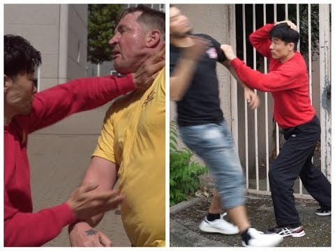 Can self defence be linked to an martial art?
