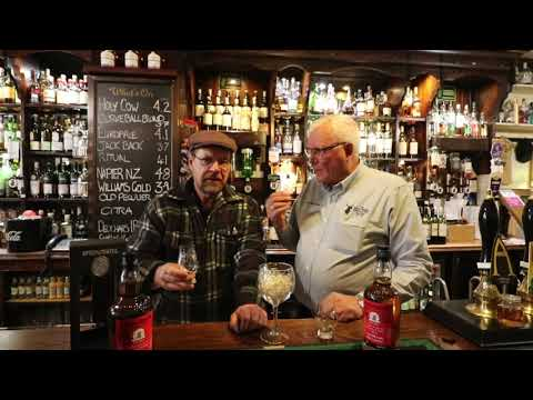 10th Anniversary special event with Springbank