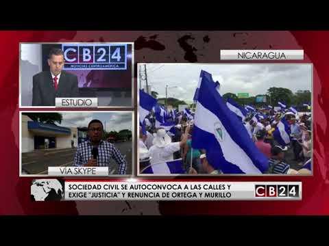 Reporte suspensión del diálogo en Nicaragua