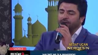 Halimiz ne ola mahşerde ilahisi (Sedat Uçan ilahileri, Medine Tv, ilahiler 2019, Dini Video)
