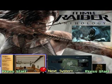 скачать игру Tomb Raider Anthology - фото 7