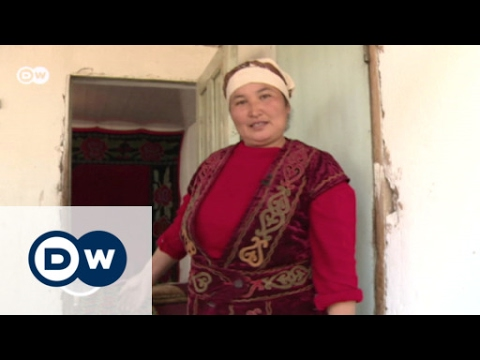 My living room in Kyrgyzstan | Global 3000