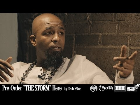 "Tech N9ne Talks About New ""What If It Was Me"" Video And Alton Sterling Correlation #TheStorm"