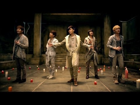 SHINee - 「Fire」 Music Video (short ver.)