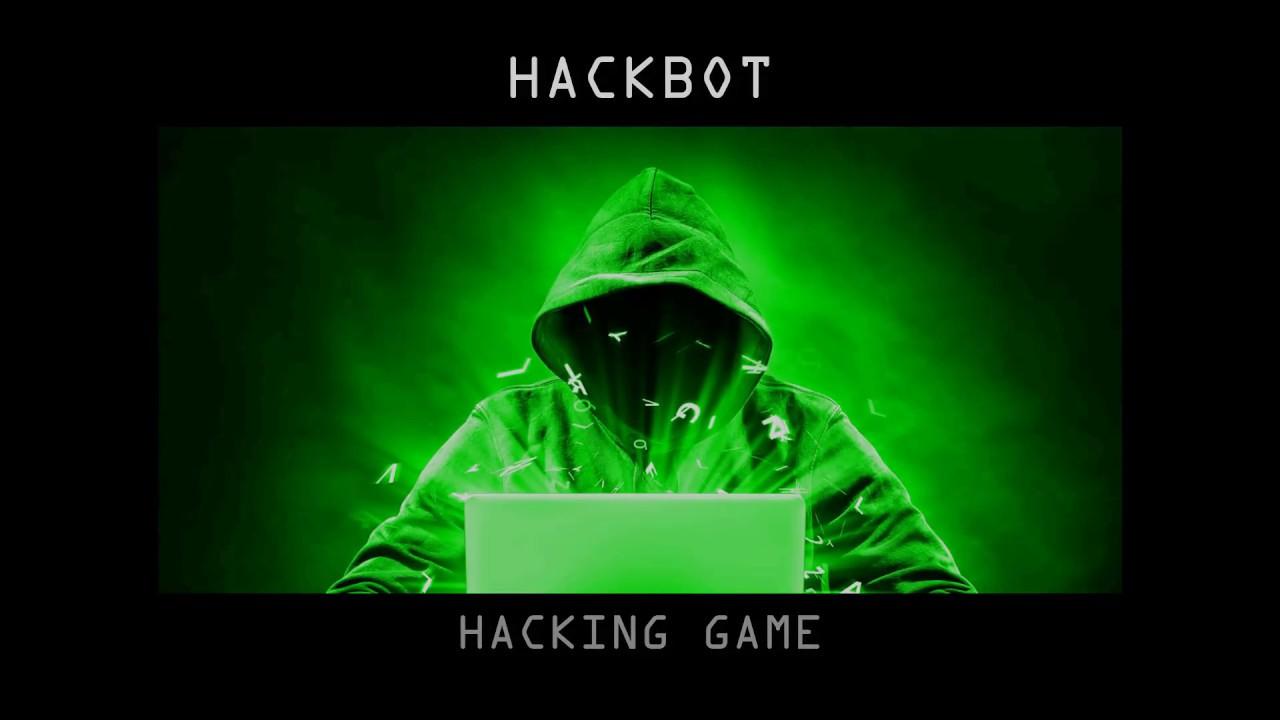 HackBot Hacking Game - YouTube