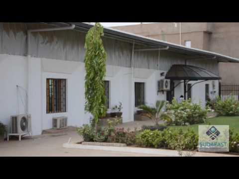 اكاديمية السودان لعلوم و تكنولوجيا الطيران - مباني الاكاديمية