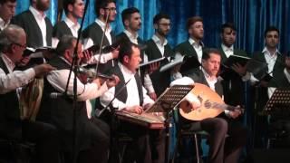 Muş Alparslan Üniversitesi 2016 Kutlu Doğum Haftası Tasavvuf Musikisi Konseri - Güller Sünbüller