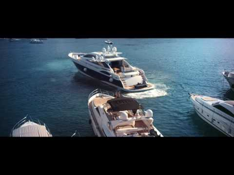 CASINO ROYALE Yacht Video   108ft Luxury Motor Yacht for Cha