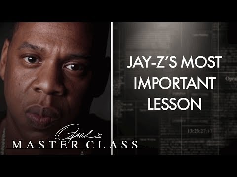JayZ Shares the Most Important Lesson Hes Learned  Oprah's Master Class  Oprah Winfrey Network