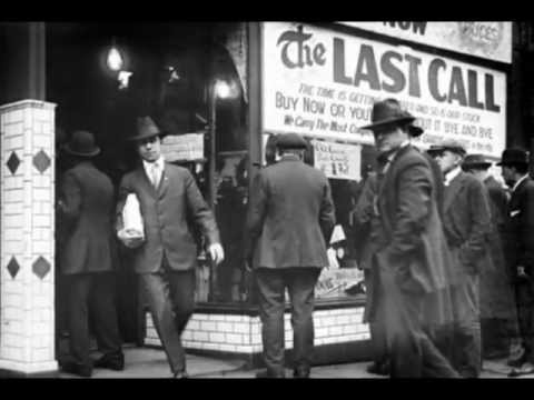 America Goes Dry: Prohibition in the 1920