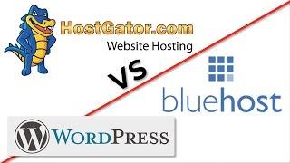 HostGator VS Bluehost! Which is BEST for WordPress Hosting?