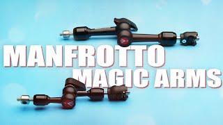 Manfrotto 244 Mini & Micro Magic Arms Review