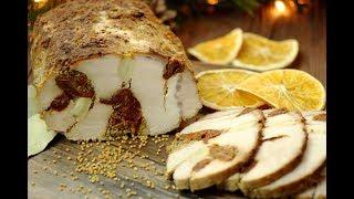 АРОМАТНАЯ БУЖЕНИНА ✧ С ВЯЛЕНЫМИ ПОМИДОРАМИ ✧ НОВОГОДНЕЕ МЕНЮ 2019 ✧ Roasted Pork Recipe