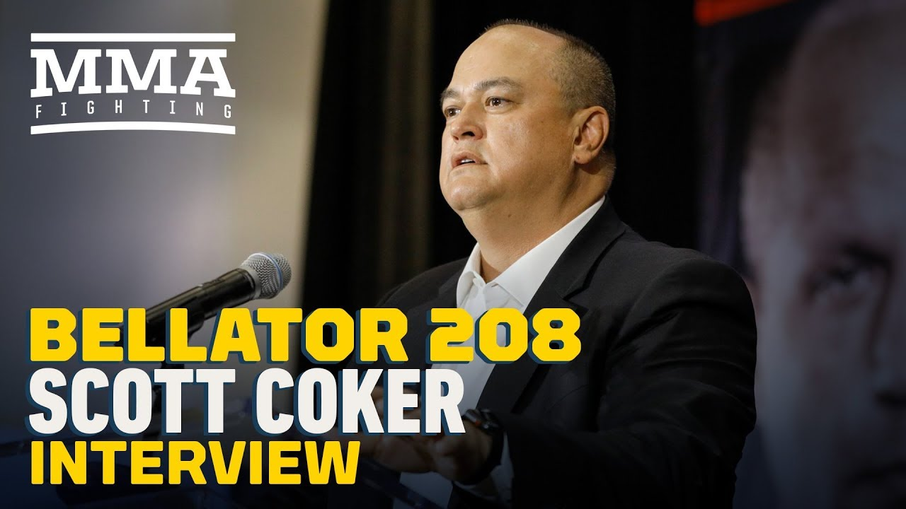 Bellator 208: Scott Coker Talks Chael vs. Fedor, UFC 229 Brawl, Rory MacDonald, Paul Daley vs. MVP