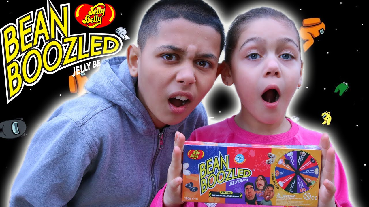 Amongst the Jelly Beans! (Among Us) - YouTube