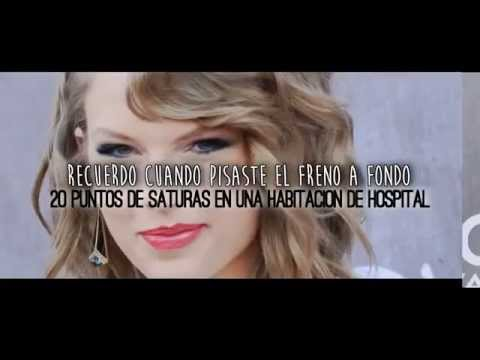 Taylor Swift - Out Of The Woods (Subtitulada En Español)