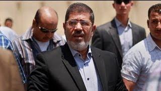 Mısırda Zafer Muhammed Mursinin Oldu