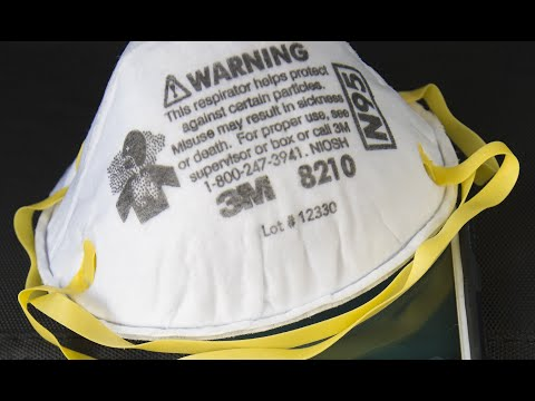 Fake N95 masks may be included in Ontario's PPE stockpile   COVID-19 concerns in Canada
