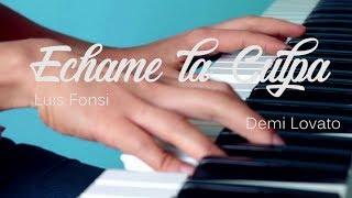 Baixar Luis Fonsi, Demi Lovato - Échame La Culpa- Guimel COVER
