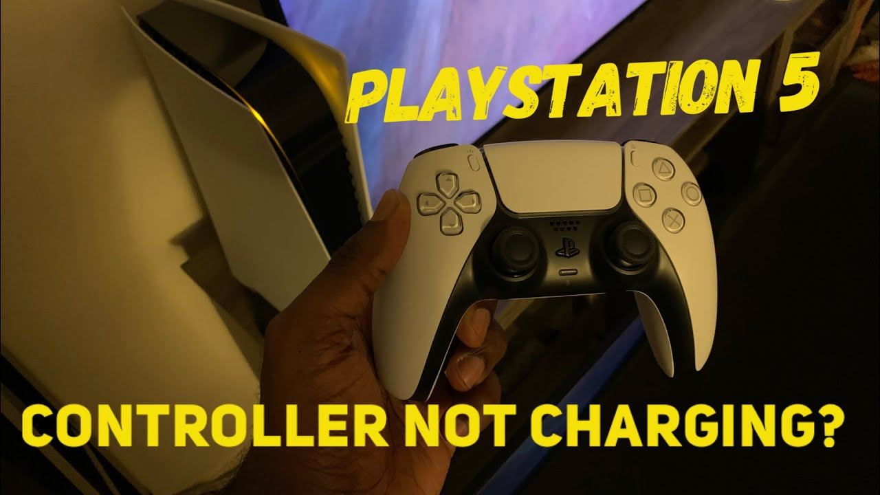 How To Fix Ps5 Controller Not Charging In Rest Mode Youtube