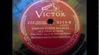 """Way Down Upon de Swanee Ribber"" (Old Folks at Home) - Music of Stephen Foster"