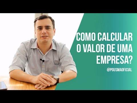 Valuation - Como calcular o valor de uma empresa   Pedro Gusmão