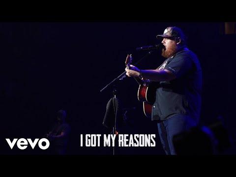 Luke Combs - Reasons (Lyric Video)