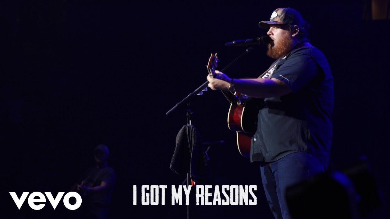 Download Luke Combs - Reasons (Lyric Video)