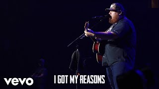 Luke Combs - Reasons (Lyric Video)