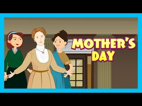 MOTHER'S DAY - WHY DO WE CELEBRATE MOTHERS' DAY || Mother's Day Celebration - Animated Story