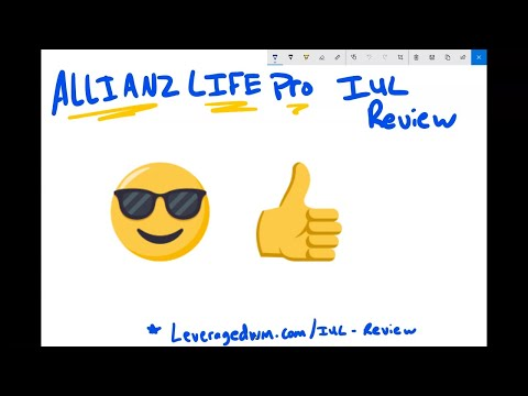 Allianz Life Pro Elite Indexed Universal Life Insurance Review