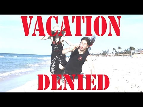 BEACH VACATION - Expectation VS Reality