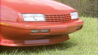 MotorWeek | Retro Review: '88 Chevrolet Beretta GTU