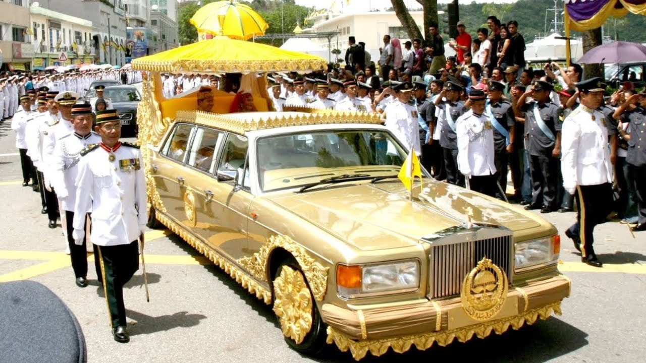 Sultan of Brunei Car Collection 2019 - World's Most Expensive ...