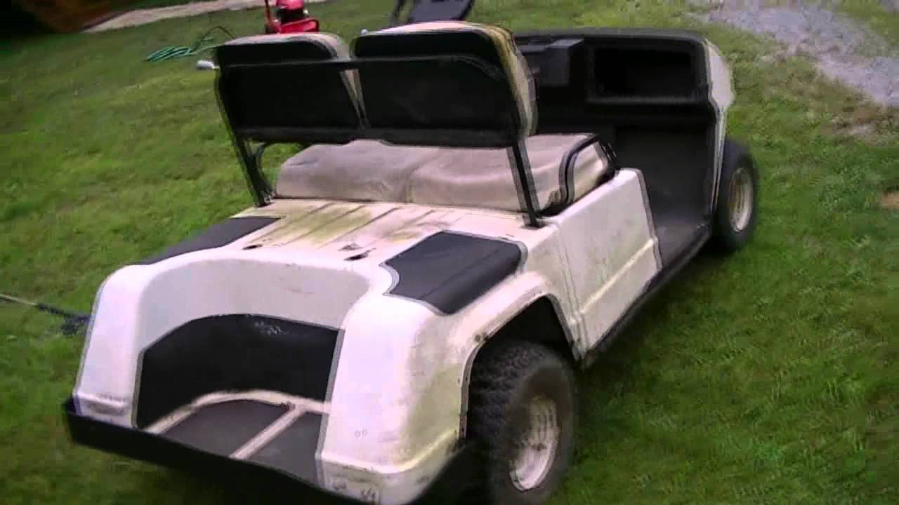 1991 Columbia Parcar Golf Cart