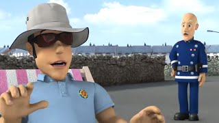 Fireman Sam US | Stop sleeping Elvis! ⭐ Best Firefighter 🚒🔥 Videos For Kids